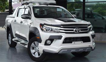 2015 TOYOTA HILUX REVO 2.8L AT-4WD DIESEL WHITE full